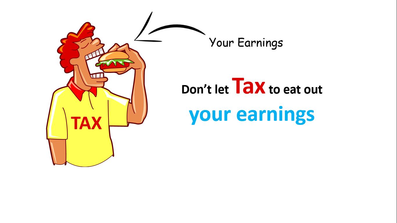 How to do tax saving