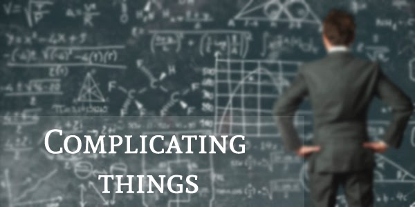 Complicating things